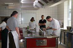 Stage sur la cuisine de bistrot