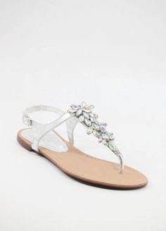 flats for prom? I feel like I would just die in high heels
