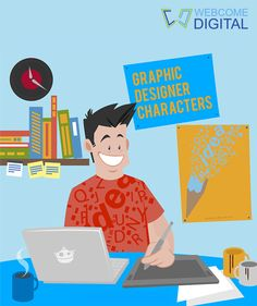 Webcome Digital provide a wide range of custom graphic and print design services that would help you to add value to your marketing and communications strategies. #Designing