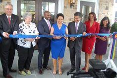 Sheila Johnson's Salamander Resort Opens in Middleburg - The Georgetowner Meeting Venue, Opening Weekend, Resort Spa, Washington Dc, Ribbon, Girly, Lifestyle, People, York