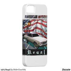 1975 Regal iPhone SE/5/5s Case