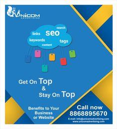 Unicom Advertising: Advertising Agency in India Email Marketing, Internet Marketing, Social Media Marketing, Digital Marketing, Brand Advertising, Seo Keywords, Web Development, Fill, How To Get