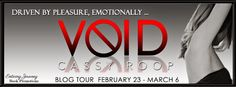 Best Book Boyfriends: BLOG TOUR!!! VOID...BY CASSY ROOP