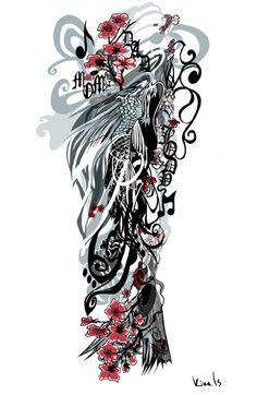 Koi Dragon- tattoo commission by Tatto Koi, Koi Dragon Tattoo, Japanese Dragon Tattoos, Arm Tattoos Drawing, Body Art Tattoos, Tribal Tattoos, Mens Tattoos, Time Tattoos, Music Tattoos