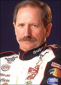NASCAR Drivers - Big Dale Earnhardt - The Intimidtor...