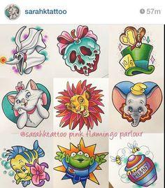 Disney – This Great Pins Alien Tattoo, 1 Tattoo, Tattoo Drawings, Body Art Tattoos, New Tattoos, Sleeve Tattoos, Disney Toys, Disney Fun, Disney Style