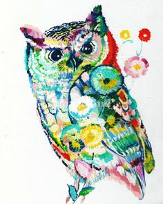 Owl Art Prints by Starla Halfmann - Shop Canvas and Framed Wall Art Prints at Imagekind.com