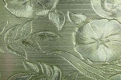 glass etching design