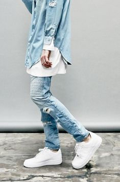 Men's Palewave Style Guide - So Wht