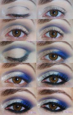 Thais Benites Eye Shadow Tutorial #eyeshadow #makeup