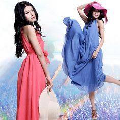Long summer dresses 2013