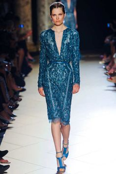 View the Elie Saab Fall 2012 Couture collection. See photos and video of the F2012CTR runway show. Elie Saab