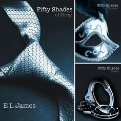50 Shades of Grey.....I am so all over these books when school is out!!!!!