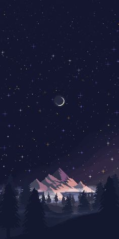 Night Sky Wallpaper, Anime Scenery Wallpaper, Sunset Wallpaper, Landscape Wallpaper, Galaxy Wallpaper, Mobile Wallpaper, Minimal Wallpaper, Aesthetic Pastel Wallpaper, Aesthetic Wallpapers