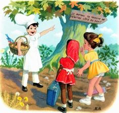 Martine édition de 1954 - (p.11) Jackson 5 Songs, Cute Drawings, Cute Pictures, Disney Characters, Fictional Characters, Images, Marcel, Painting, Vintage