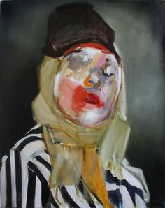 Liza Lacroix (Brooklyn, NY based artist from Montreal)