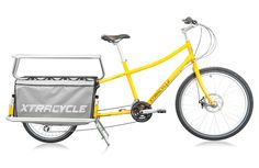 Xtracycle's Edgerunner 24D Cargo Bike - Cool Hunting