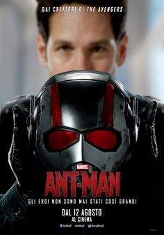 Ant-Man un film di Peyton Reed. Con Hayley Atwell, Evangeline Lilly, Judy Greer, Paul Rudd, Corey Stoll, Michael Douglas, Bobby Cannavale, John Slattery, Abby Ryder Fortson, Michael Peña. #LeDimensioniNonContano #AntMan #Marvel