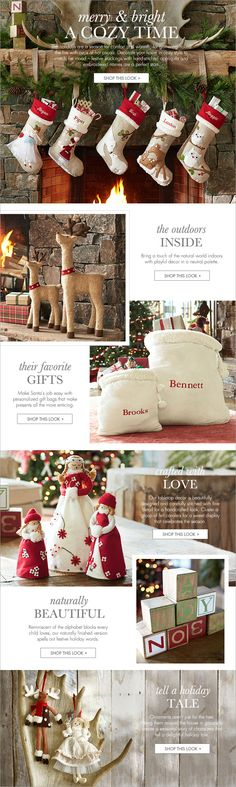 I love Pottery Barn Kids! They make everything look classy:)