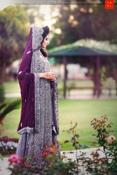 Halal Love ♡ ❤ ♡  Pakistani Wedding Dress, Pakistani Style Follow me here MrZeshan Sadiq