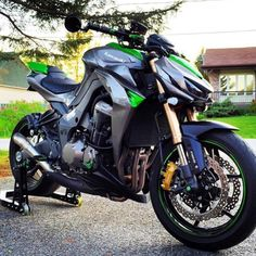 Double tap for this Kawasaki! @luc_st_amour