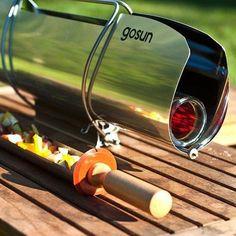 GoSun portable solar-powered oven