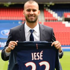 Paris Saint-Germain winger Jese out for a month with appendicitis - reports