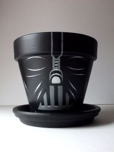 Star Wars Flower Pots