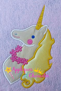 d2dddd8f515 Pink Girl Inspired Unicorn Bust Applique. Book CharactersApplique DesignsPink  GirlAppliquesUnicornFusion ExtensionsSconces