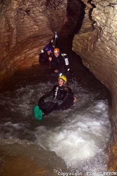 Whitewater tubing in a New Zealand cave. I want to do this!!! Yet *another* reason to go to New Zealand