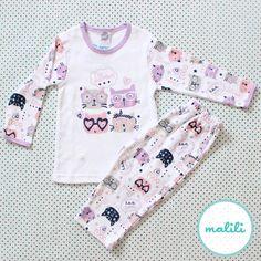 Pijama Algodão  R$ 75,90