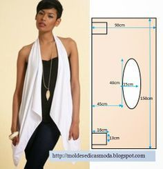 moldes de roupas kimono - Pesquisa Google