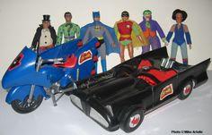 Batman Action Figure from Mego