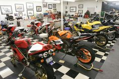Motorcycle Garages Only - Page 18 - The Garage Journal Board