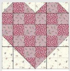 Love this quilt block!