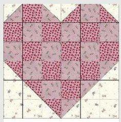 Love this quilt block!