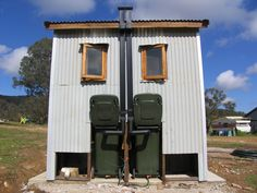 Compost toilet specifics: the bins - Milkwood: permaculture courses, skills + stories