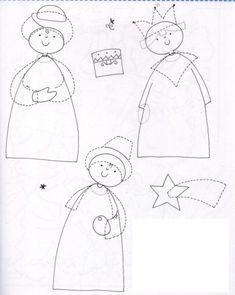 Catholic Crafts, New Testament, Hobbit, Sunday School, Advent, Education, Winter, Xmas, Rice