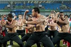 Haka. Always sends a shiver up my spine.