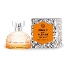 The Body Shop Indian Night Jasmine Eau De Toilette  Smells divine, very sultry and provocative.