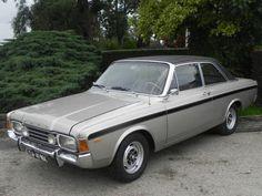 Ford Taunus 17M RS 1970
