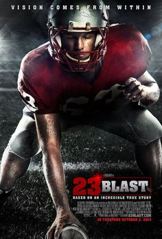 Watch 23 Blast full hd online Directed by Dylan Baker. With Mark Hapka, Bram Hoover, Stephen Lang, Max Adler. When a high school football star is suddenly stricken with irreversible total bli Streaming Movies, Hd Movies, Movies To Watch, Movies Online, Action Movies, Netflix Movies, Movies 2019, Hd Streaming, Film Movie