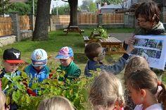 Přednáška o naší zahradě
