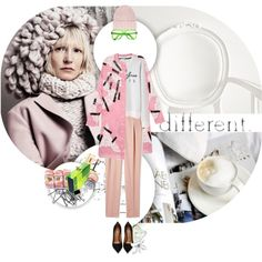 """""""Different"""" by ladysnape on Polyvore"""