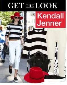 """Get the Look: Kendall Jenner"" by cherryrose22 ❤ liked on Polyvore"