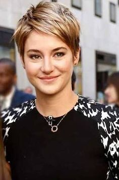 Image result for long pixie cuts for thin fine hair