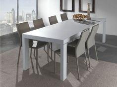 tavolo allungabile in ceramica art. 313mb | Tavoli | Pinterest