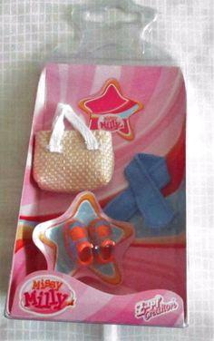 OVP  Zapf Creation Missi Milly  Zubehör f. Puppe Tasche Schuhe Schal Puppenstube in Spielzeug, Puppen & Zubehör, Mode-, Spielpuppen & Zubehör | eBay!