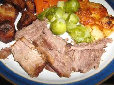 How to Cook Roast Lamb: Make Lamb Dinner with Potatoes and Veg http://howto-answers.hubpages.com/hub/Budget-Friendly-Meals-How-to-Cook-Roast-Lamb-Easy-Cheap-and-Quick-Recipes-Dinners