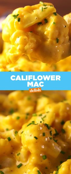 Cauliflower Mac Is Comfort Food That Won't Weigh You Down - Delish.com